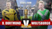 Borussia Dortmund vs Wolfsburgo en vivo y en directo online en Final Copa de Alemania DFB-Pokal 2015