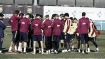 Descanso para Mascherano y Dani Alves de cara al Valencia