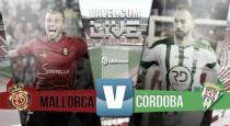 Mallorca vs Córdoba en vivo y en directo online en la Liga Adelante 2016 (0-1)
