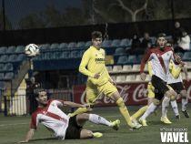 Fotos e imágenes del Villarreal B 1-2 CE Hospitalet, de la jornada 23 del grupo III de segunda división B