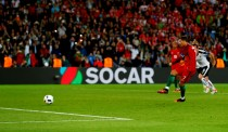 Eurocopa en blanco: récord para Cristiano en tinieblas