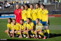 Calle Barrling and Anneli Andersén name Sweden squad for upcoming under-20 World Cup