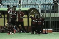 Flamengo bate Bangu e garante vaga antecipada na semifinal do Carioca