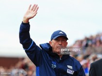 Pulis relieved to mark milestone with point