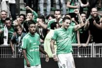 Saint-Étienne aproveita vantagem numérica, vence e empurra Lille para a lanterna da Ligue 1