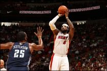 King James arriva a quota 61
