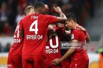Bayer Leverkusen 2-0 Borussia Dortmund: Mehmedi, Hernandez star in fanatstic all-round team performance from the hosts