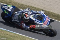Front row start for Lorenzo after heroic efforts in Motegi