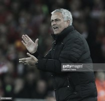 "Mourinho: ""We controlled the game"" as Manchester United escape Anfield with a point"