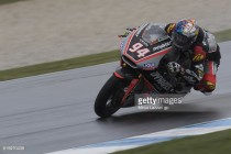Moto2 Free Practice 2 a washout as session was cancelled due to rain at Phillip Island