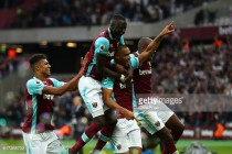 West Ham United 1-0 Sunderland: Late Winston Reid effort snatches much needed point from Black Cats