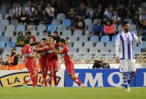 Real Sociedad - Espanyol: puntuaciones del Espanyol, jornada 4 de la Liga BBVA