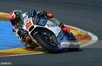 Bagnaia takes on the Aspar Ducati