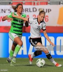 La contundencia alemana derrota al tricolor femenil