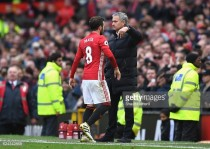 Juan Mata states that there was no fall out with Jose Mourinho after Manchester United move