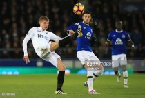 Swansea City's Jay Fulton happy with first league start of the season