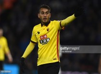 Roberto Pereyra deserves a lot of credit, says Troy Deeney