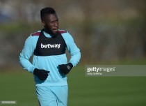 West Ham's Arthur Masuaku raring to go ahead of Arsenal clash