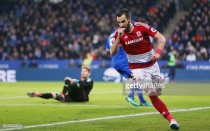 Leicester City 2-2 Middlesbrough: Late Slimani penalty denies Middlesbrough at the King Power