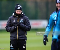 Hearts close to Newcastle United's Ian Cathro unveiling