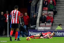 David Moyes concerned by Duncan Watmore injury