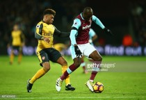 West Ham's Angelo Ogbonna shares diappointment after Arsenal defeat