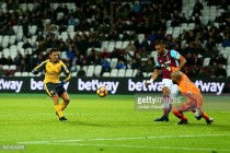 West Ham United 1-5 Arsenal: Arsenal player ratings from convincing win