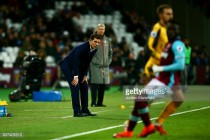 West Ham United manager Slaven Bilic apologises after Arsenal defeat