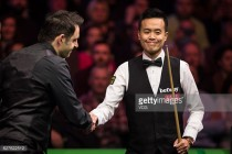 Masters Round Up Day Five: Ronnie rockets through alongside fighting Fu