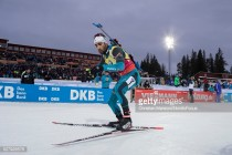 Martin Fourcade keeps up dominant start to season with Nove Mesto sprint victory