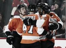 El resurgir de los Philadelphia Flyers