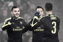 Pérez marca hat-trick, Arsenal goleia Basel e garante liderança do Grupo A da UCL
