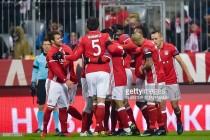 Bayern Munich 1-0 Atletico Madrid: Lewandowski strike the difference as Bayern edge out Spaniards