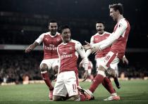 De virada, Arsenal supera Stoke City e assume liderança provisória da Premier League
