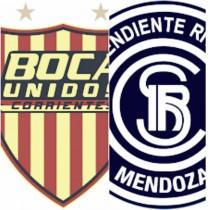 Historial Boca Unidos vs Independiente Rivadavia