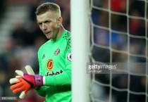 Sunderland's Jordan Pickford ruled out for two months with knee injury
