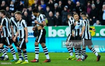 Newcastle United 3-1 Nottingham Forest: Gayle brace sees Magpies end 2016 top of the league