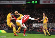 Arsenal 2-0 Crystal Palace: Confident Gunners blow away Eagles