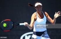 Australian Open: Samantha Crawford rallies from a set down to beat Lauren Davis