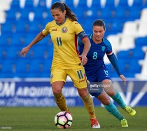 Florentina Olar-Spânu talks to VAVEL about international duty and the UEFA Women's Champions League