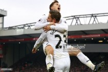 Liverpool 2-3 Swansea City: Swans' Player Ratings as sidemove out of relegation places with unlikely win