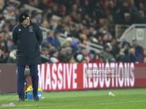 "Slaven Bilic praises ""good week"" after Middlesbrough victory"