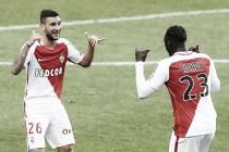 Com dois de Boschilia, Monaco goleia Lorient e assume liderança isolada