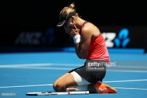 Australian Open: Mirjana Lucic-Baroni reaches first Grand Slam semifinal in 18 years with stirring win over Karolina Pliskova