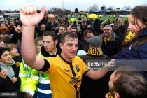 Sutton United 1-0 Leeds United: Collins penalty puts Sutton into fifth round after defeating high-flying Leeds