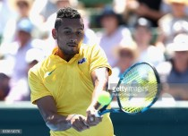 Davis Cup: Nick Kyrgios steamrolls Jan Satral to give Australia commanding 2-0 lead