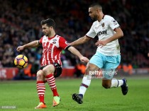Southampton 1-3 West Ham United: Home side's early lead brushed aside by rampant Hammers