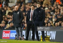 Pochettino expressed his belief that Tottenham will push Chelsea for the title