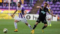 Real Valladolid - Albacete: puntuaciones del Real Valladolid, jornada 31