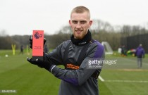 Swansea City's Oliver McBurnie picks up Premier League 2 Player of the Month award